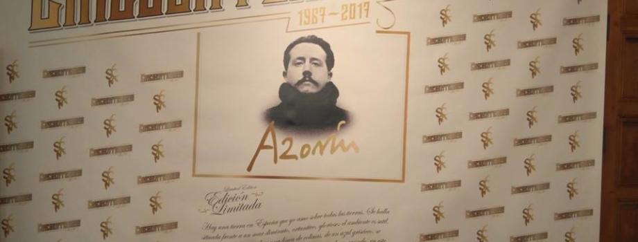 MARIDAJE CULTURAL EN TIERRAS DE AZORIN