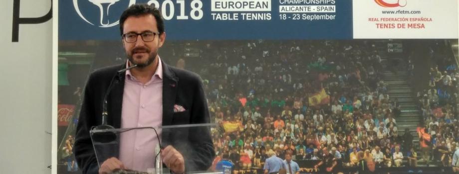 ALICANTE PRESENTA EL EUROTABLE TENNIS FESTIVAL