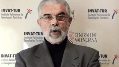 FALLECE ROC GREGORI, EL PIONERO DE LA POLÍTICA TURÍSTICA EN LA COMUNIDAD VALENCIANA