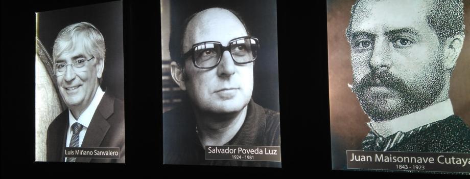 EN LA SACRISTÍA DEL FONDILLÓN