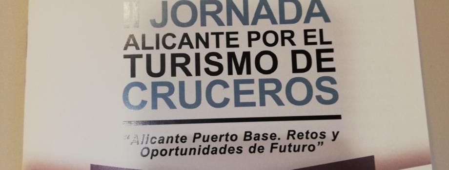 II Jornada Alicante por el Turismo de Cruceros (ATC)