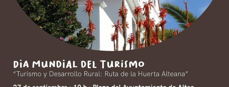 «OTRO» DMT – DÍA MUNDIAL DEL TURISMO