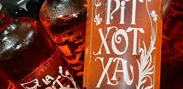 """PREMIO AL VINO DE ALICANTE   """"LA PITXOTXA ROSÉ"""", BODEGAS ORTIGOSA"""