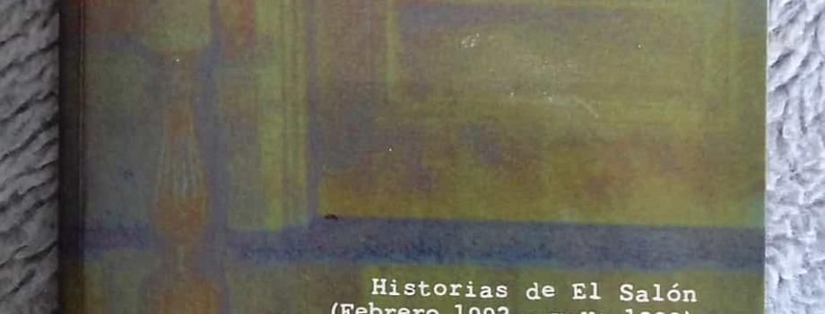 REEDICIÓN DE «HISTORIAS DE UN BAR CON MÚSICA…», DE CRISTINA ARROYO